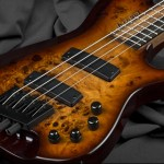Kiesel Guitars Introduces Zeus Multiscale Headless Basses