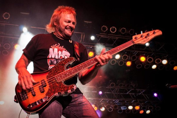 Michael Anthony Weighs in on Van Halen 2019 Reunion Rumors