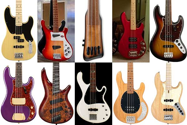Best of 2018: The Top 10 Reader Favorite Basses
