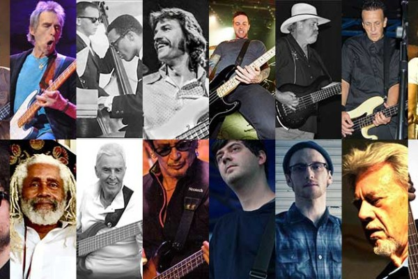 In Memoriam: Remembering the Bassists We Lost in 2018