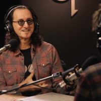 "Geddy Lee Discusses His ""Big Beautiful Book Of Bass"""