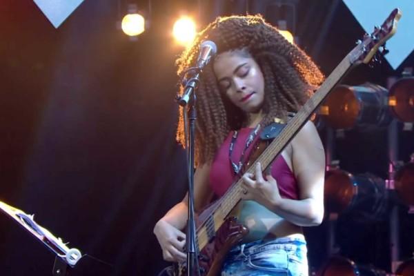 Mohini Dey: Live Solo at Lugano Jazz Festival