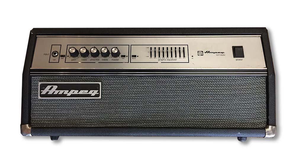 Ampeg SVT Bass Amp