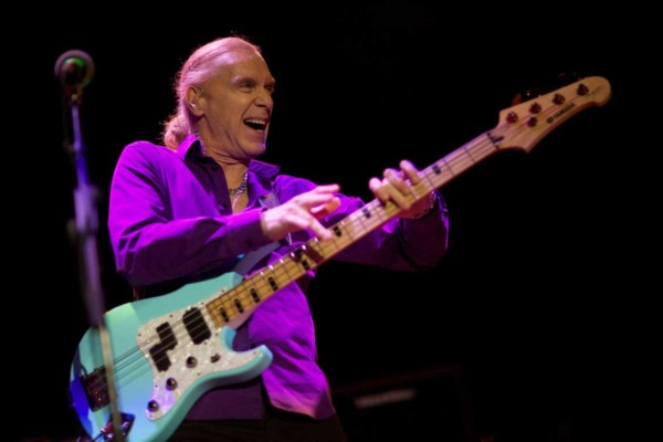 2018 Reader Favorite Bassists – #1: Billy Sheehan