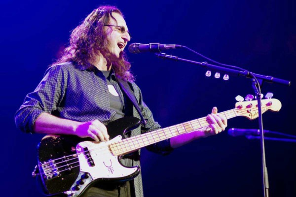 2019 Reader Favorite Bassists – #1: Geddy Lee