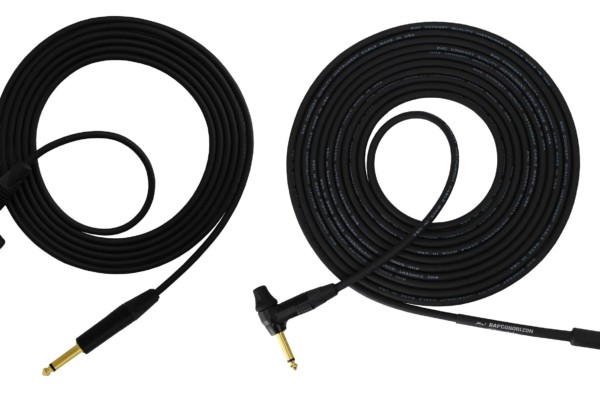 RHC Announces RAT Tail Distortion Cable and RapcoHorizon Volume Control Cable