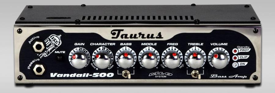 Taurus Vandall-500 Bass Amp