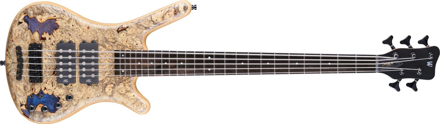 Warwick Corvette Bolt-On LTD 2019 Teambuilt Bass (front)