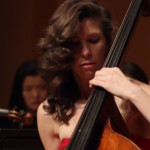 Lauren Pierce: Zigeunerweisen for Double Bass Solo and String Orchestra