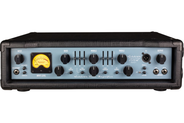 Ashdown Unveils ABM 300 EVO IV Bass Amp