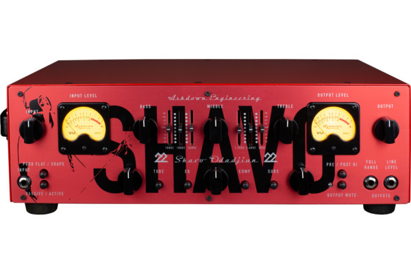 Ashdown Engineering Releases the Head 22 with Shavo Odadjian