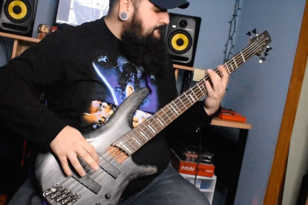 "Video Premiere: Colby Richardson's Bass Playthrough of Reflect//Refine's ""No Soul"""