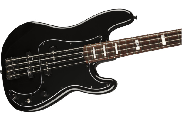 Fender Revamps the Duff McKagan Deluxe Precision Bass