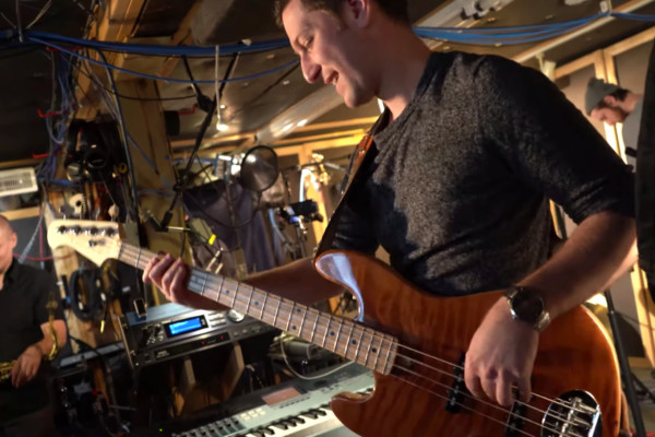 Mike Zabrin's Funktastic: My O My