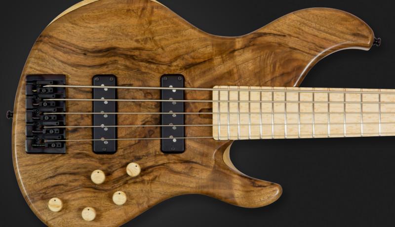Bass of the Week: Dolan Custom Guitars Proteus Legacy 5-String Active Bass