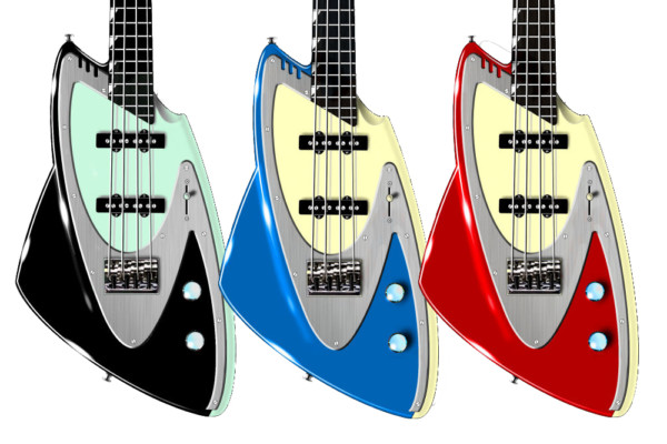 Eastwood Custom Shop Unveils the Backlund 100 Bass