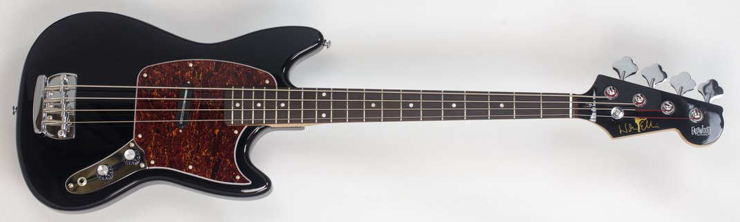 Eastwood Guitars Warren Ellis Bass