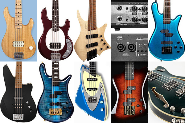 Bass Gear Roundup: The Top Gear Stories in March 2019