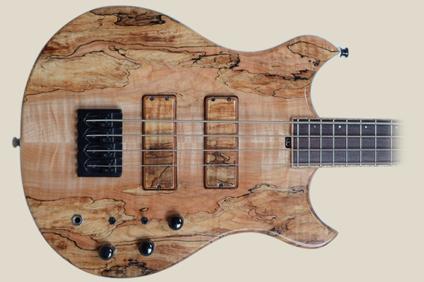 Bass of the Week: Marceau Guitars Thirty