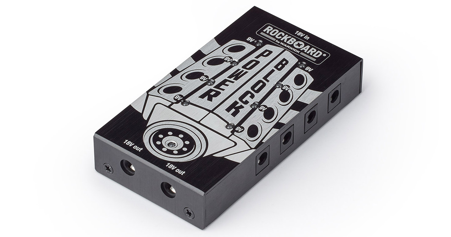 Rockboard Power Block Pedal Power Supply
