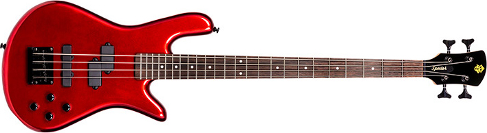 Spector Performer4 Red Bass