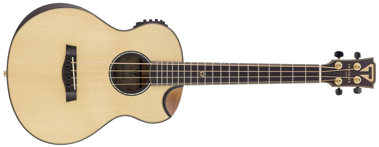 Traveler Guitars CL-3BE Acoustic Bass