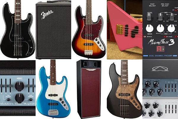Bass Gear Roundup: The Top Gear Stories in February 2019