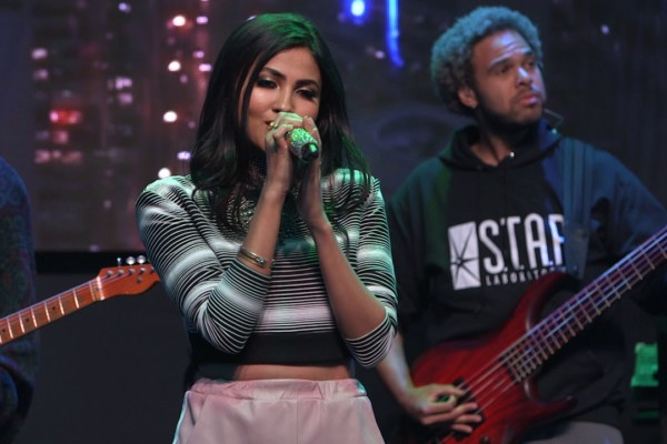 Vidya Vox with Bubby Lewis: Live at NAMM 2019