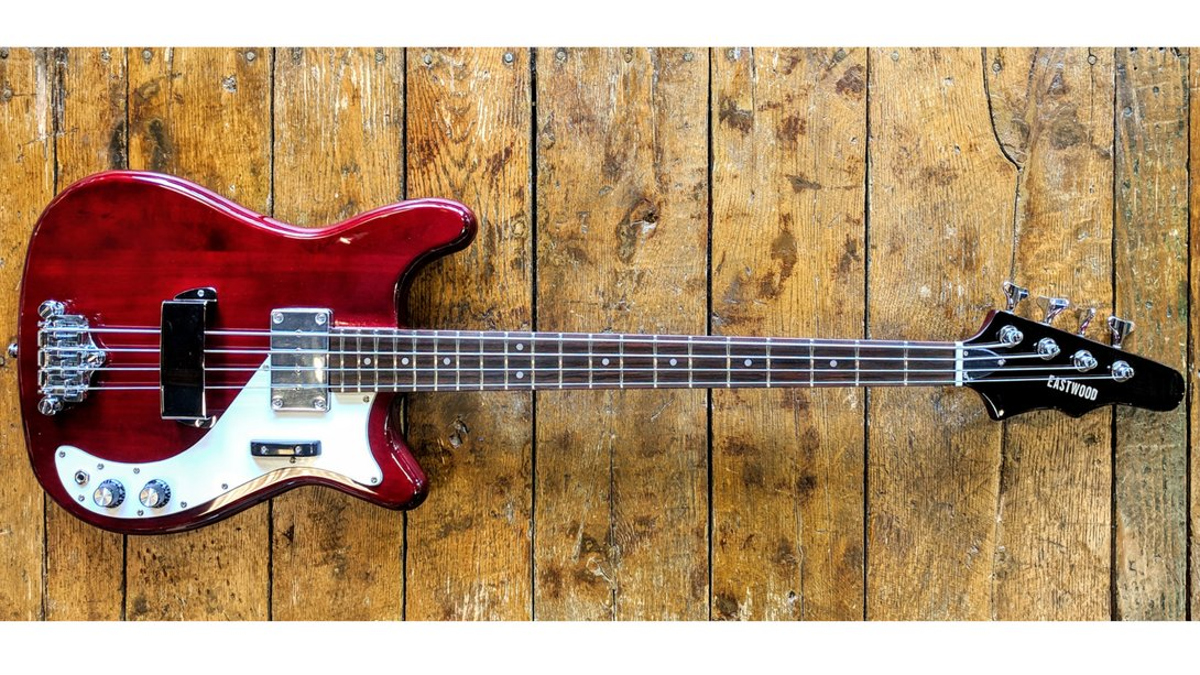 Eastwood Guitars Newport Bass