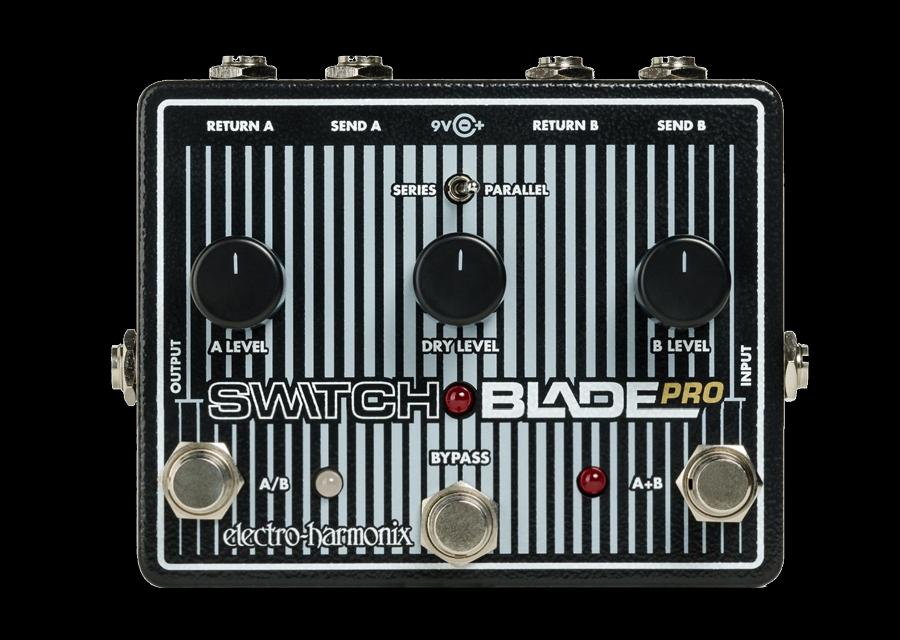 Electro-Harmonix Switchblade Pro Pedal
