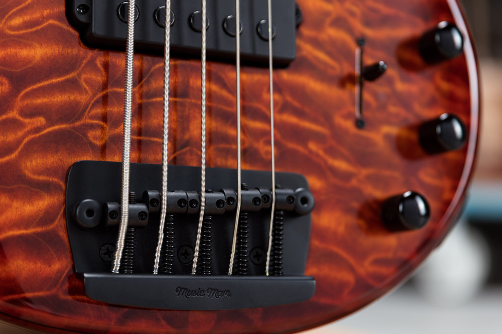 ernie ball music man introduces two new limited edition basses no treble. Black Bedroom Furniture Sets. Home Design Ideas