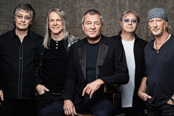 "Deep Purple Announces ""Long Goodbye"" Tour Dates"