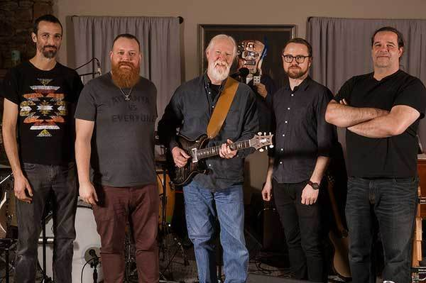 Kevin Scott Joins New Jimmy Herring Band, The 5 of 7