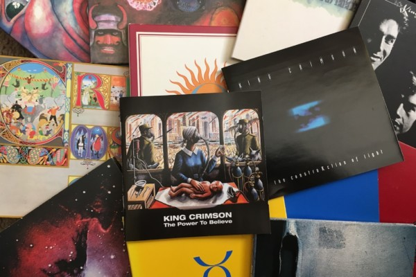 King Crimson Discography Now Available for Streaming