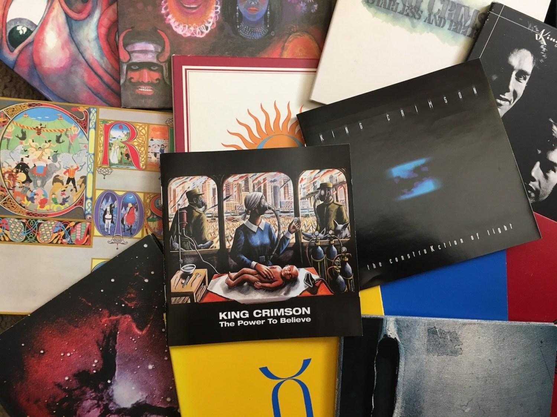 King Crimson Discography