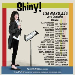 Lisa Maxwell: Shiny!