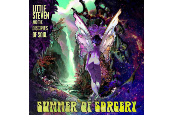 "Little Steven & The Disciples of Soul Release ""Summer of Sorcery"""