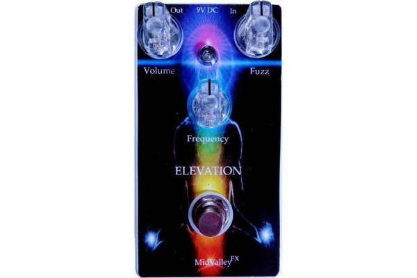 Mid Valley FX Introduces the Elevation Fuzz Pedal