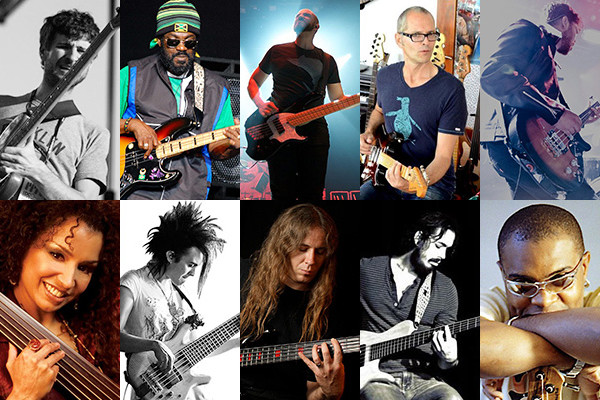 NT10: Top 10 Bass Player Interviews