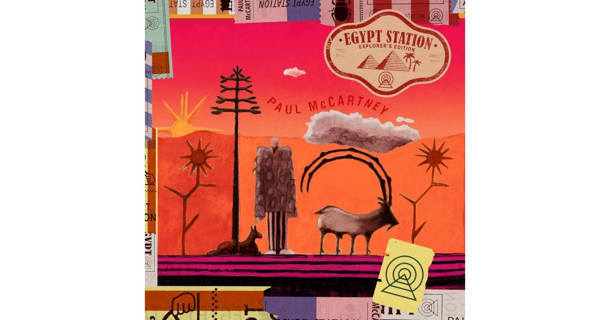"""Paul McCartney Expands """"Egypt Station"""" with """"Explorer's"""
