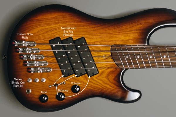 Payson Announces Fanned SuperCharger Bass Series