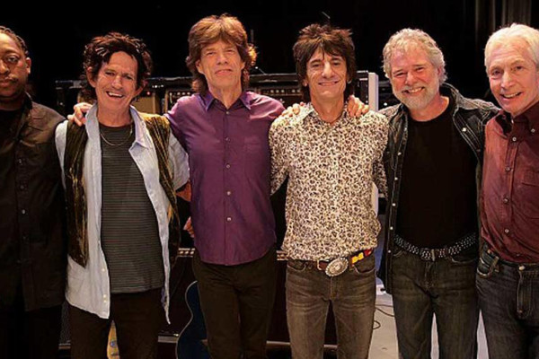 "Rolling Stones Announce Rescheduled ""No Filter"" Tour Dates"