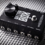 TheGigRig Announces the Wetter Box Parallel Effects Mixer Pedal