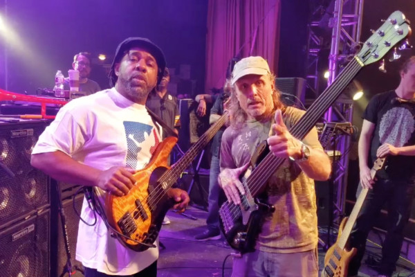 No Treble 10th Anniversary: Victor Wooten & Steve Bailey