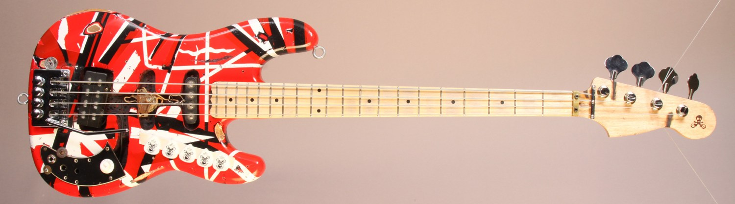 Moonshine Custom Guitars EVH Tribute Bass