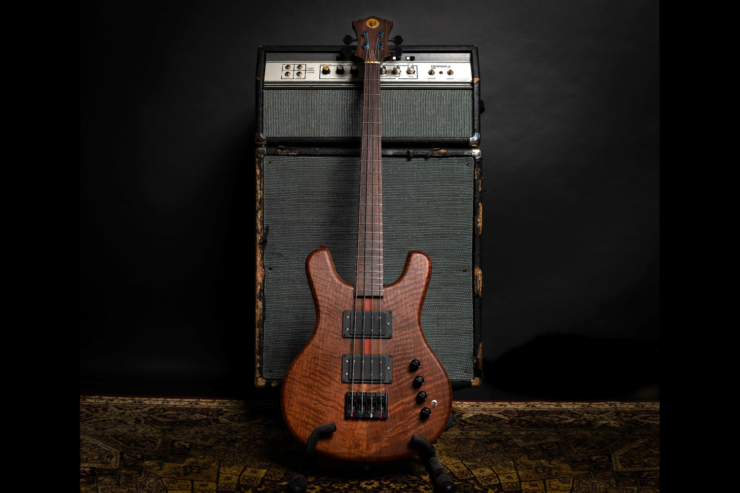 Owl Bass Guitars Alchemist 4-32 Bass