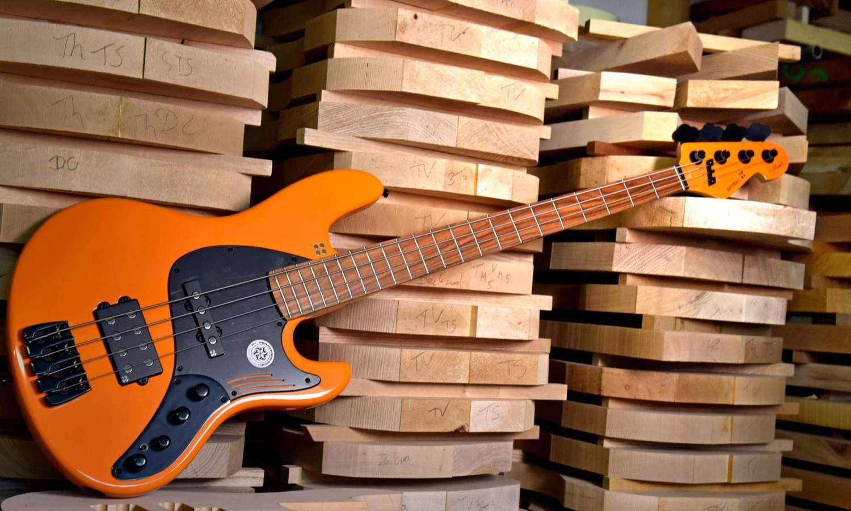 Sandberg Guitars Limited Edition California Grand Dark Bass