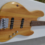 Bass of the Week: StoryWood Music Model 4R-5 4-String J Bass