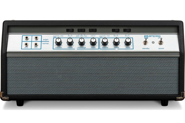 Ampeg Launches Heritage 50th Anniversary SVT