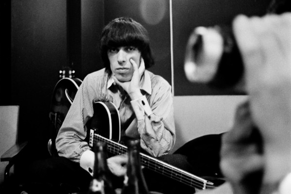 New Bill Wyman Documentary Now Streaming